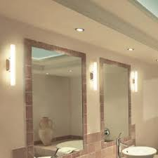 Modern Bathroom Wall Lights The Light Idea - Designer bathroom wall lights