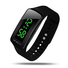 bracelet digital watches images Hiwatch led watch fashion sport water resistant digital watch for jpg