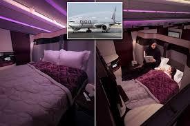 Qatar Airways Qatar Airways Becomes Airline To Offer Passengers A