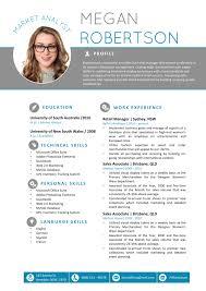 English Resume Template Free Download Good Curriculum Vitae Samples Cv Template Simple Gsd Saneme