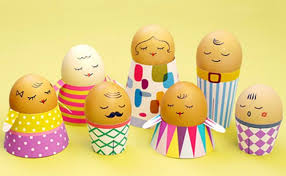 personalized easter eggs 40 ways to decorate easter eggs with kids home so