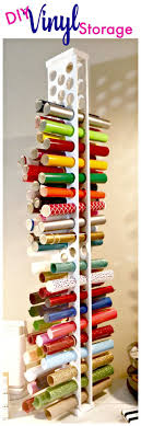 christmas paper storage best 25 wrapping paper rolls ideas on organize