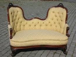 Vintage Settee Loveseat Vintage Settee Loveseat Cadel Michele Home Ideas Upholstered