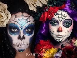 Aztec Halloween Costume 50 Halloween Calaveras Makeup Sugar Skull Ideas Women