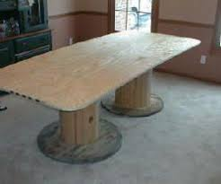 Wire Spool Table 45 Best Cable Spools Images On Pinterest Wire Spool Wood And