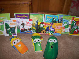 teaching my blessings veggie tales theme with free printable