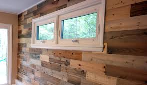 Wood Wall Living Room by Our Reclaimed Wood Living Room Wall Revealed Akron Ohio Moms
