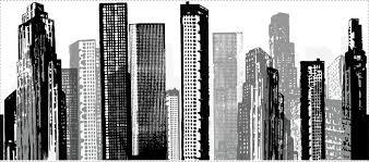 room mates cityscape giant 40 x 18 default name