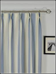Blue And White Striped Drapes Amazing Blue And White Striped Curtains And Blue And White