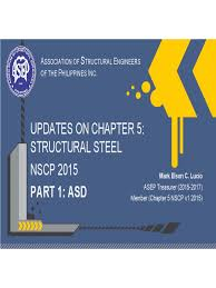 pp06 asep nscp 2015 update on ch4 structural concrete part 1