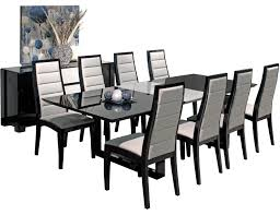 black lacquer dining room chairs natalia black set jpg