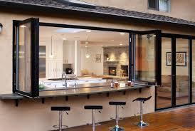 indoor kitchen 19 inspiring seamless indoor outdoor transitions in modern design