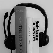 are you a reader when listening to an audiobook yes of course