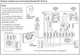 five wire thermostat wiring diagram five wire thermostat