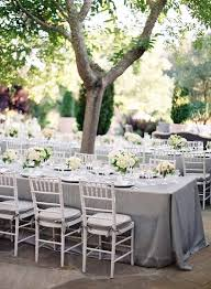Linens For Weddings Grey Wedding Table Linens Hotel Val Decoro