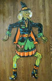 witch boot halloween decorations 208 best vintage halloween images on pinterest retro halloween
