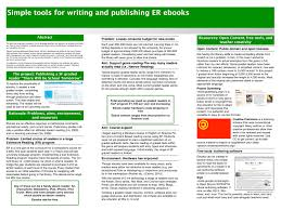simple tools for writing and publishing er ebooks ted o u0027neill