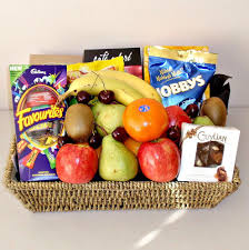 thank you basket a get well or thank you basket gift baskets galore perth wa
