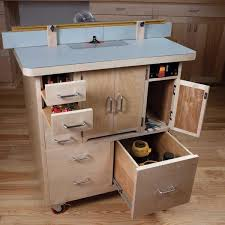 router table downloadable plan