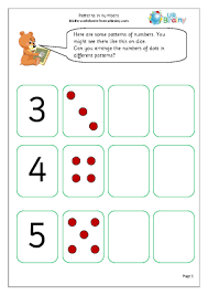 maths sheets for year 1 in numbers