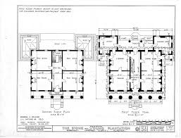 23 greek revival plantation home plans plantation house floor