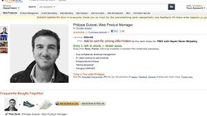 Free Online Resume Website by Fake Amazon Page Is Best Online Resume Ever