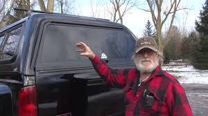 Ford F250 Truck Topper - are truck caps cx series ford superduty real world review team