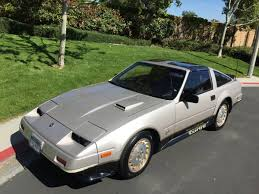 nissan 300z 50th anniversary 5 speed 80k mile 1984 nissan 300zx turbo bring