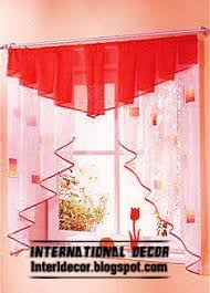 Small Curtains Designs Small Curtains Models For Kitchens In Different Colors