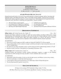 Medical Biller Job Description Resume by Medical Resume Sample Resumes