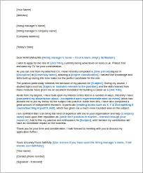 how to structure a cover letters cerescoffee co