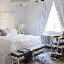 gray french bedroom bench design ideas