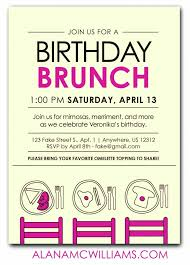 brunch invites wording birthday brunch invitation wording lunch invitation wording