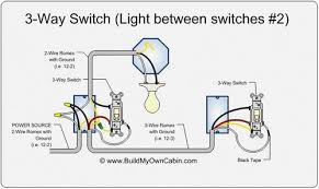 replacing 3 way light switch how to wire a 3 way switch using 14 3 wire as traveler wires between
