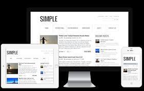 wordpress layout how to simple blog wordpress theme mythemeshop