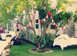 garden engagement party ideas decorating summer outdoor plus