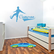 awesome soccer wall decals inspiration home designs
