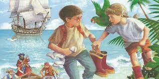 Magic Treehouse - the magic tree house books are becoming movies get the details