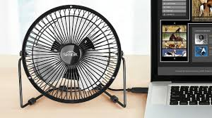 Office Desk Fan Office No Problem With These Usb Powered Desk Fans