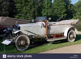 rolls royce silver ghost built in 1914 a british classic car