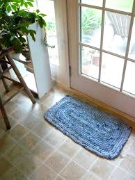 the woven home crochet projects jean rug