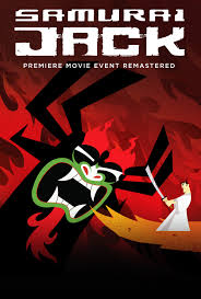 samurai jack samurai jack premiere movie event in movie theaters fathom events