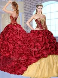 create your own multi colored ball gown elegant quinceanera dresses