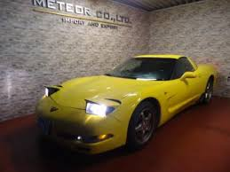 corvette com used car detail chevrolet corvette japanese used cars sale used