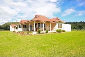 exterior paint colours for aussie farm house