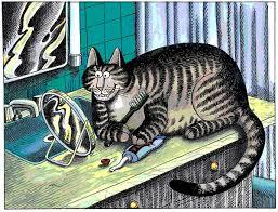 34 best artful cats kliban images on kliban cat cats