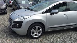 peugeot dealer list peugeot 3008 1 6 16v 120km limited premium dealer hit pruchna
