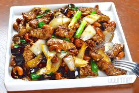 Thai Country Kitchen Thai Stir Fry Chicken With Cashew Nuts Gai Pad Med Ma Muang The