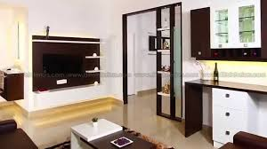home interiors in interiors of a fully furnished flat by d at kottayam
