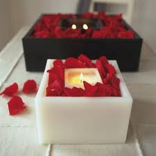 Home Decor Candles 19 Valentine U0027s Day Decorating Ideas A Romantic Atmosphere At